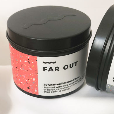 Far Out - Incense Cones