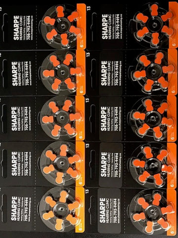 Box Battery #13 (10 Pack)