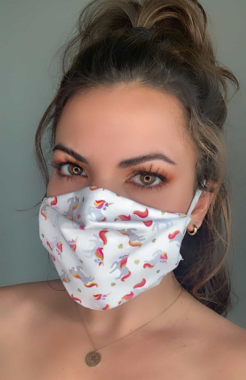 5 Pack of Non-Medical Face Masks (We Donate A Pack For Every Pack Purchased)