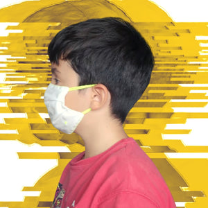 Children - Biodegradable  & reusable face covering suitable for sensitive skin