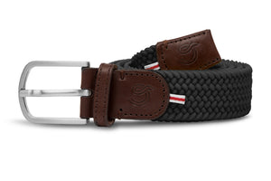 Stretch Woven Belt New York