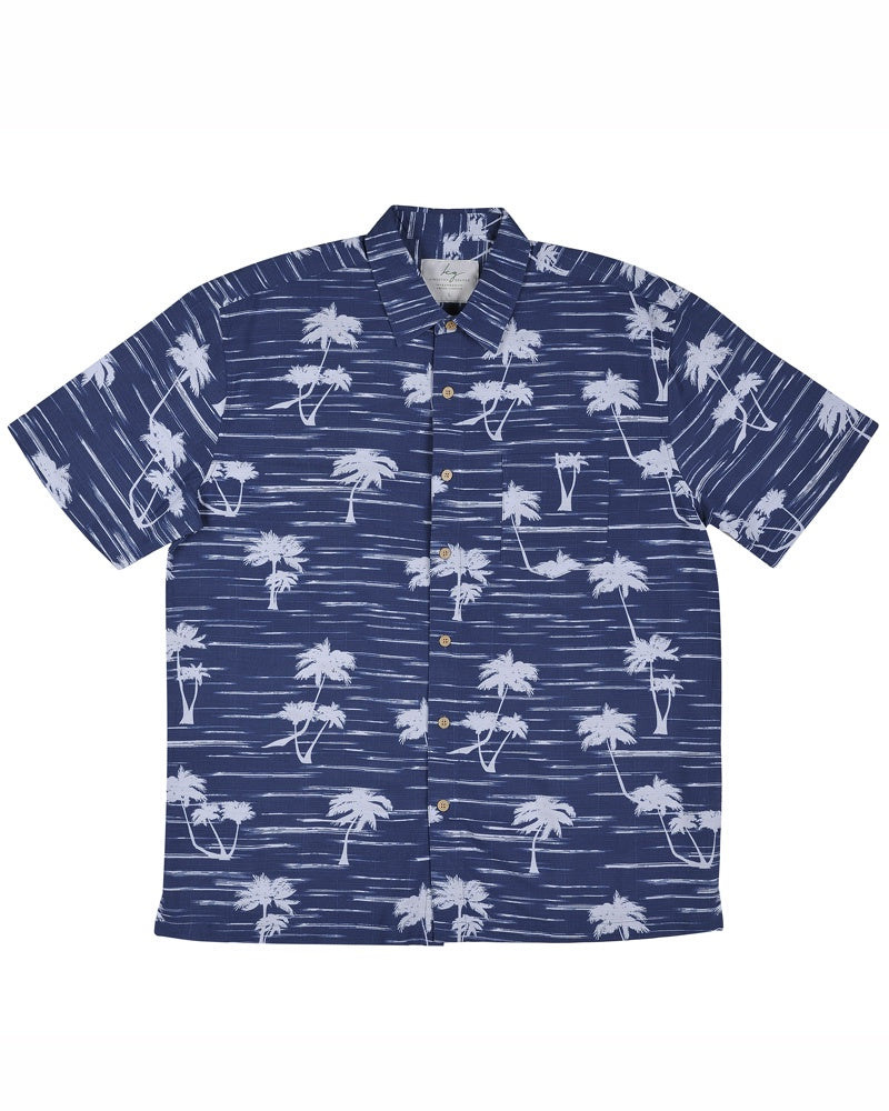 Bamboo Men's Shirt Pacific Breeze