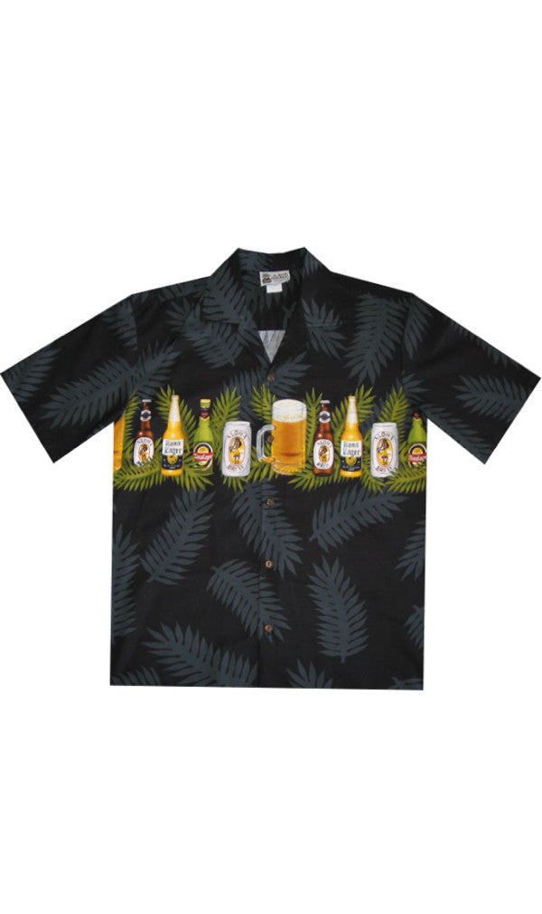 Hawaiian Shirt Genuine Beer