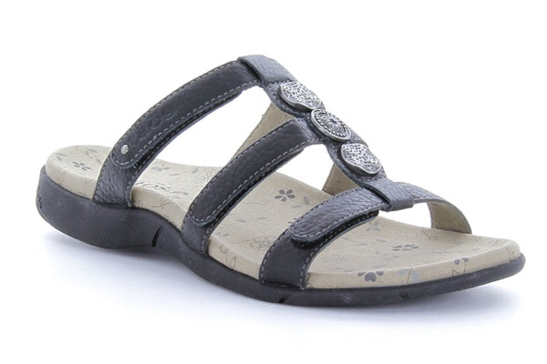 Arch Support Sandal Prize 2 Black