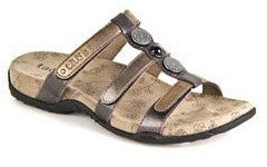 Arch Support Sandal Prize Metallic Multi, Sizes 6 only