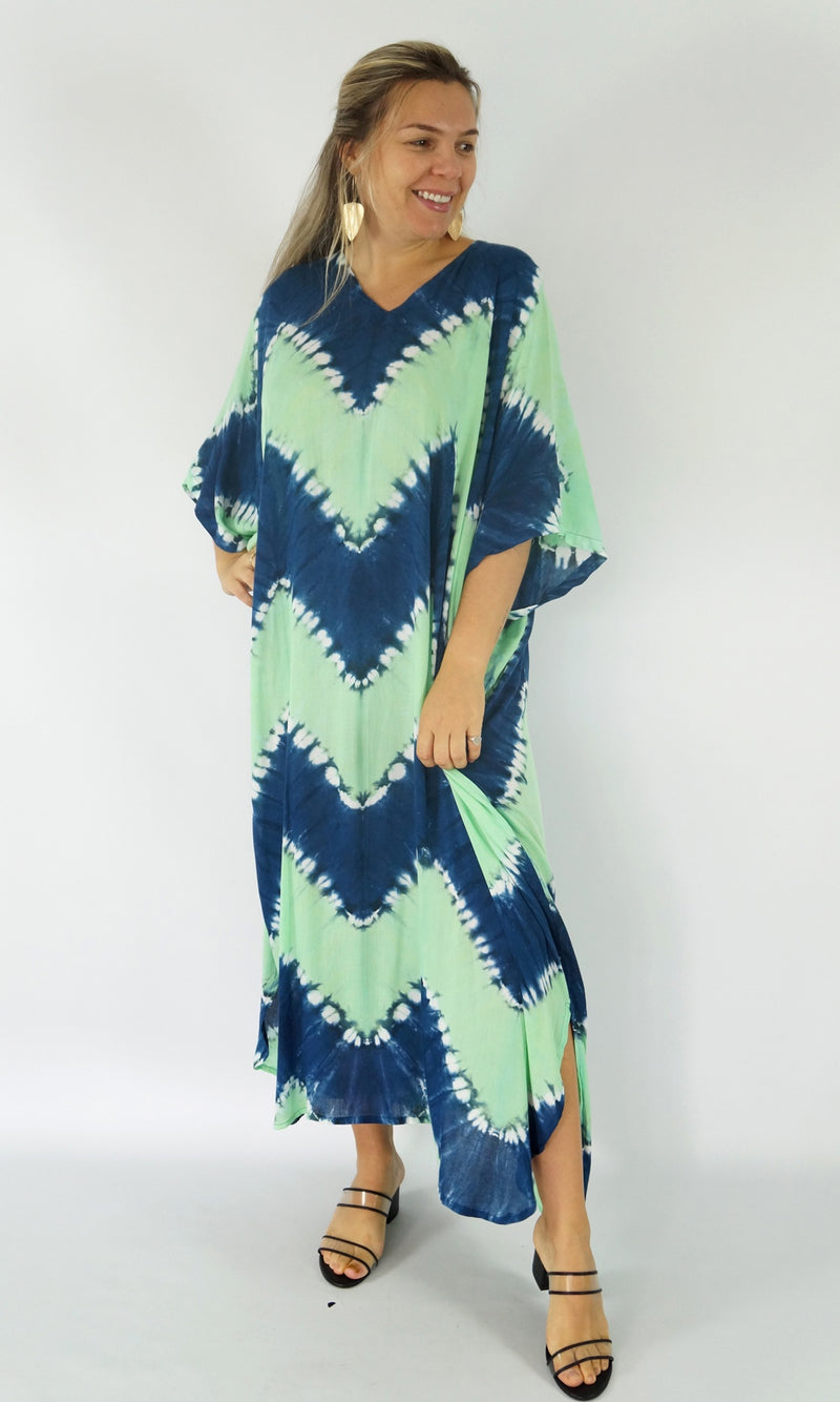Rayon Kaftan Long Culture, More Colours