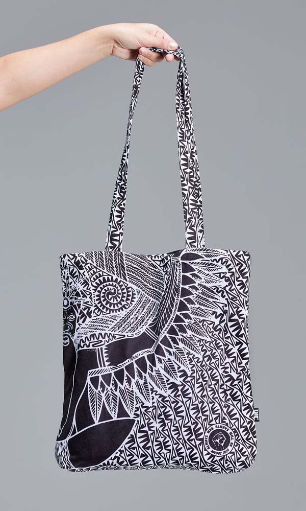 Aboriginal Art Shoulder Bag Tradition