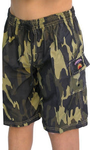 Kids Boardshort Commando More Colours, Ages 2-10 Years