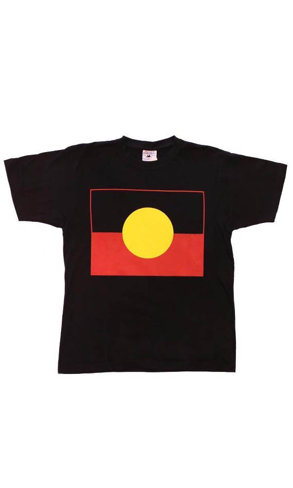 Aboriginal Flag Unisex T-Shirt