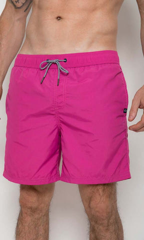 Coast Swim Short Fuschia, Sizes S - L
