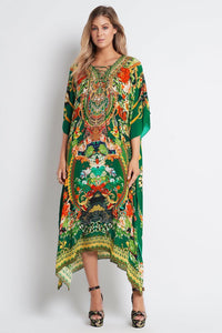 Silk Kaftan Medium Make it Happen