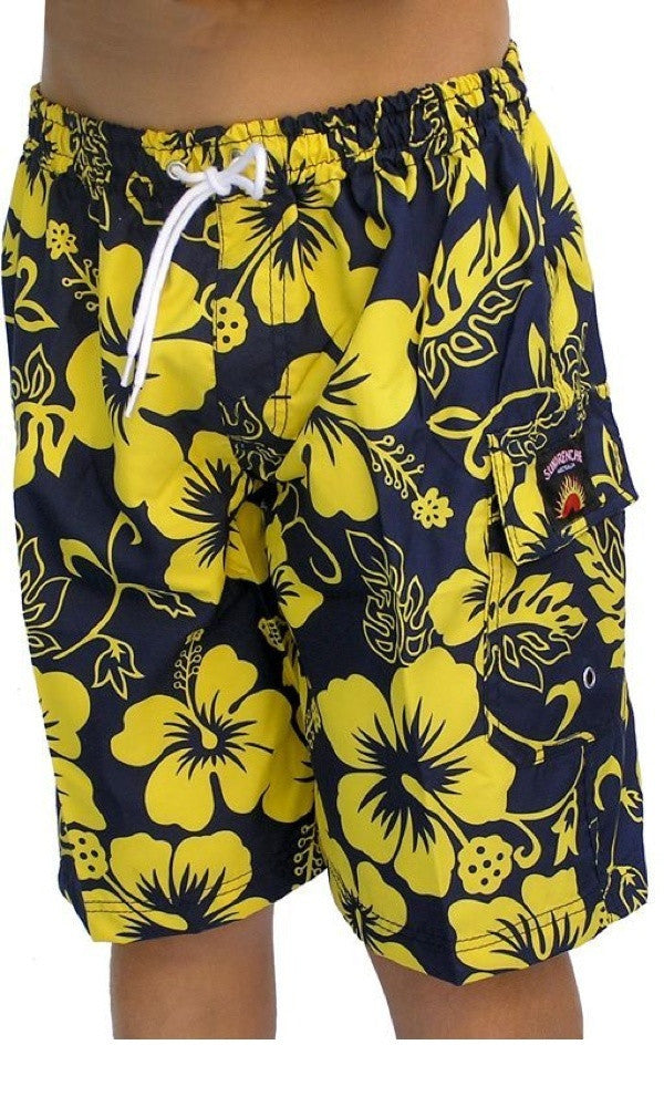 Kids Boardshort  Aloha, More Colours, Sizes 2-16