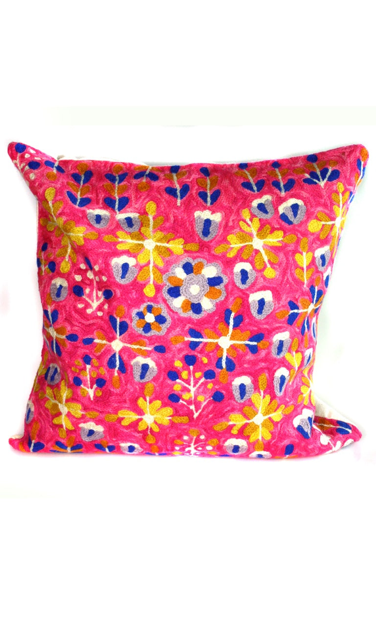 Aboriginal Art Cushion Cover by Rosie Ross