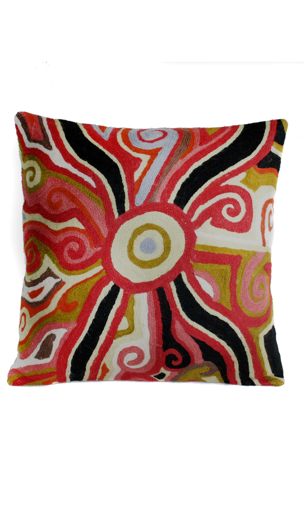 Aboriginal Art Cushion Cover by Mona Mitakiki