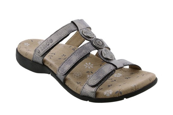 Arch Support Sandal Prize 3 Pewter, Sizes 6 - 11