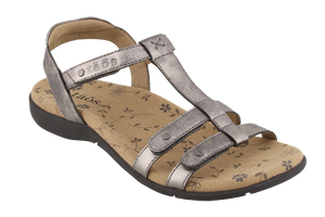 Arch Support Sandal Trophy Pewter