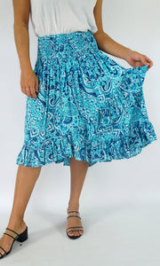 Rayon Skirt Ibiza Delhi, More Colours