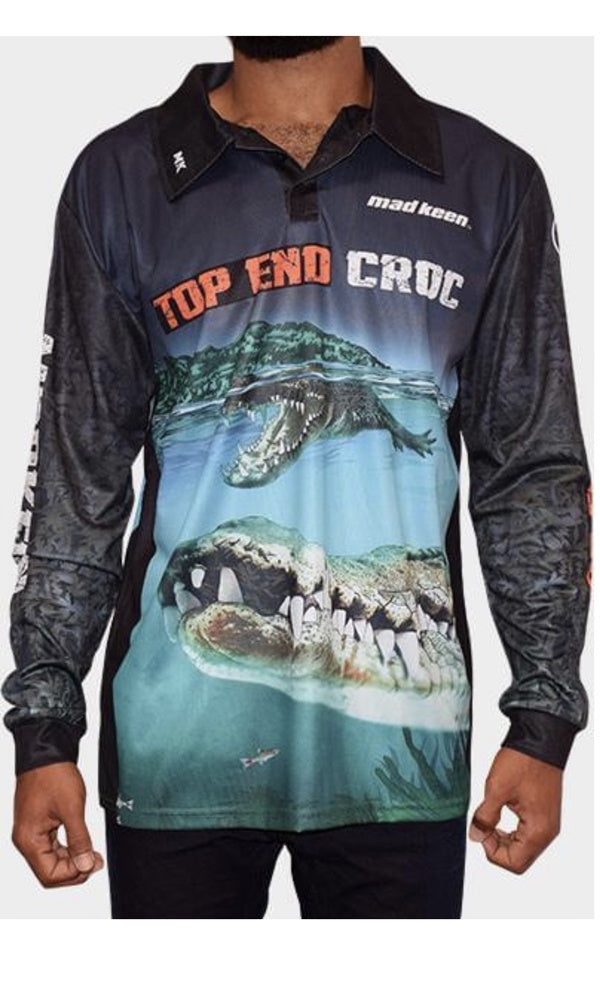 Fishing Shirt Top End Croc