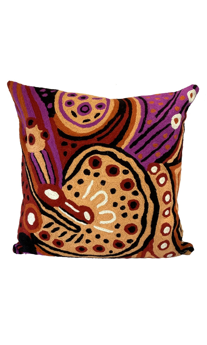 Aboriginal Art Cushion Cover by Julie Woods (5)