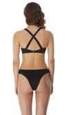 Remix Black Brazilian Brief, Pre-Order XS - XL