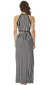 Beach Hut Black Maxi Dress, Pre-Order S - XL