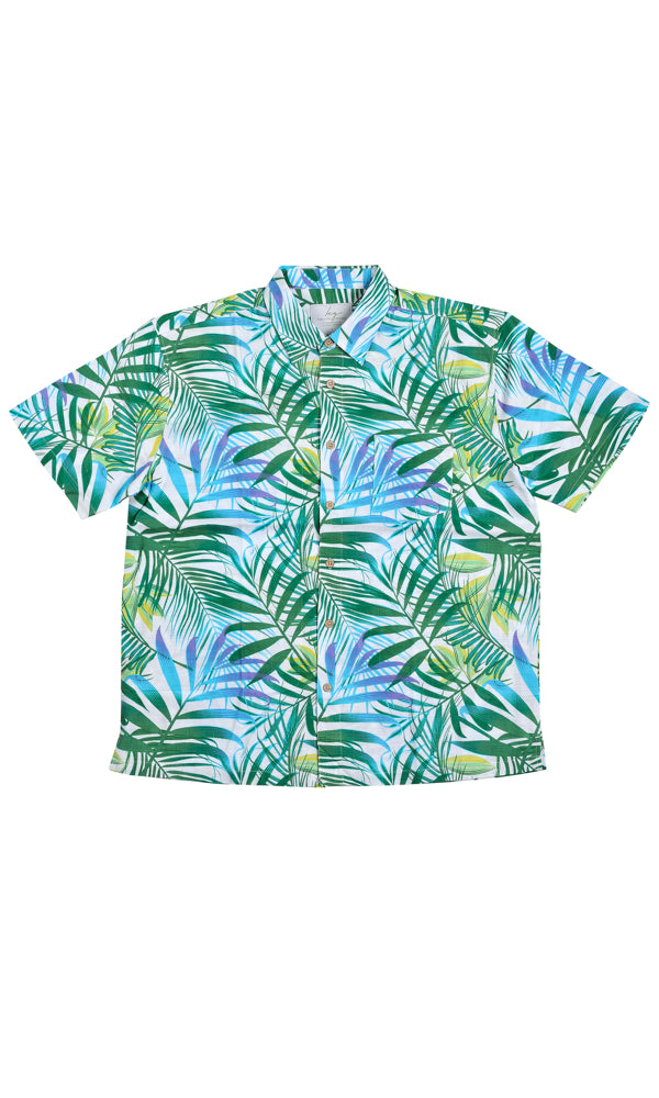 Bamboo Men's Shirt Rainforest