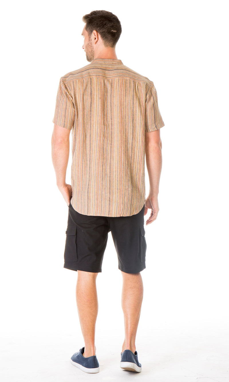 Hemp Grandpa Shirt, More Colours