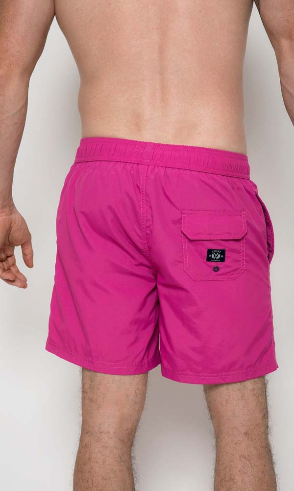 Swim Short Fuschia