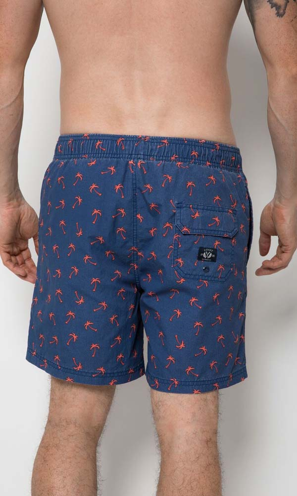 Swim Short Small Palm
