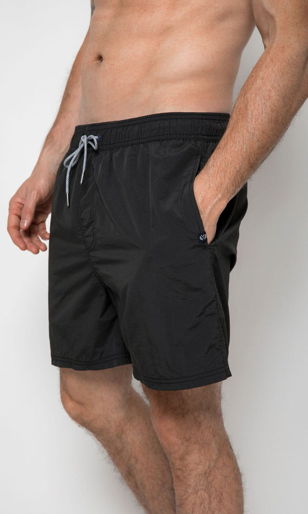 Swim Short Black.