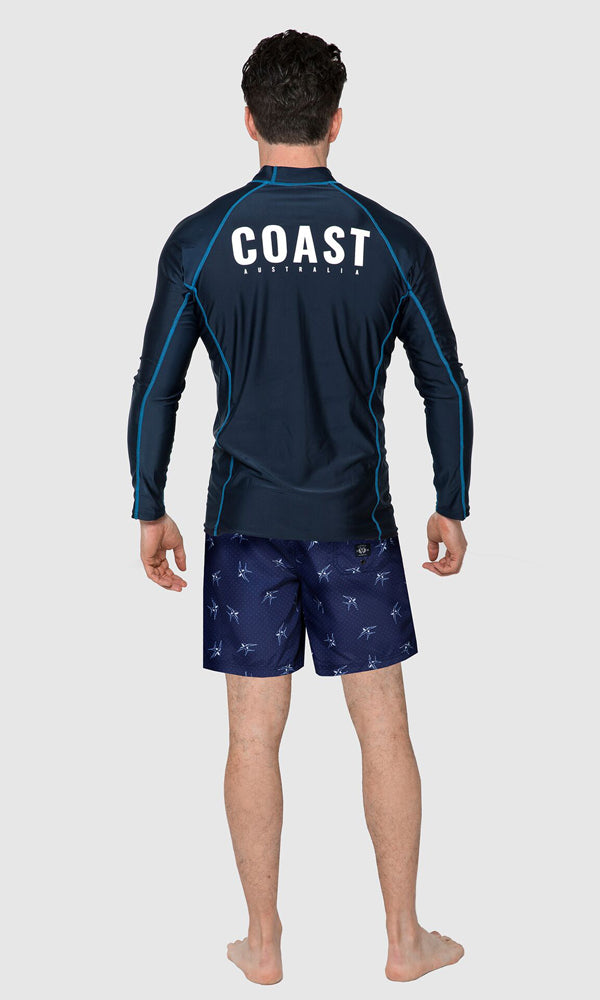 Rash Vest Long Sleeve