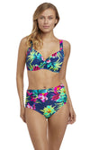 Amalfi Multi UW Lightly Padded Full Cup Bikini Top