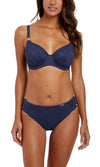 Marseille Twilight UW Gathered Full Cup Bikini Top, Pre-Order D Cup to H Cup