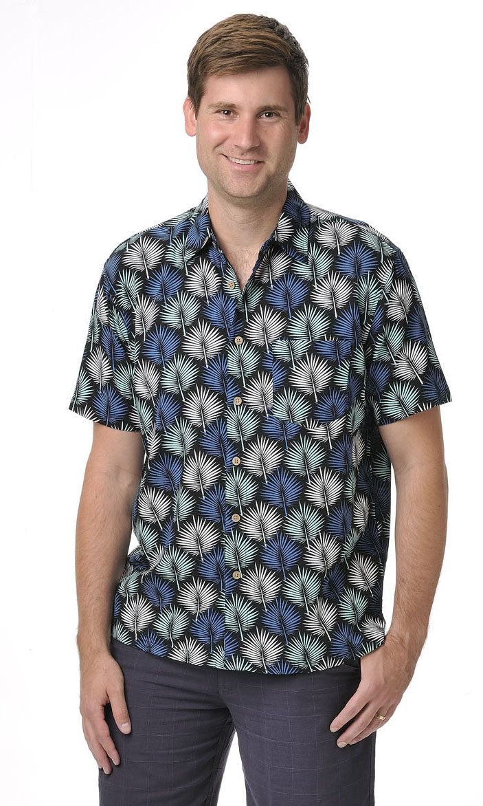 Bamboo Men's Shirt Barbados