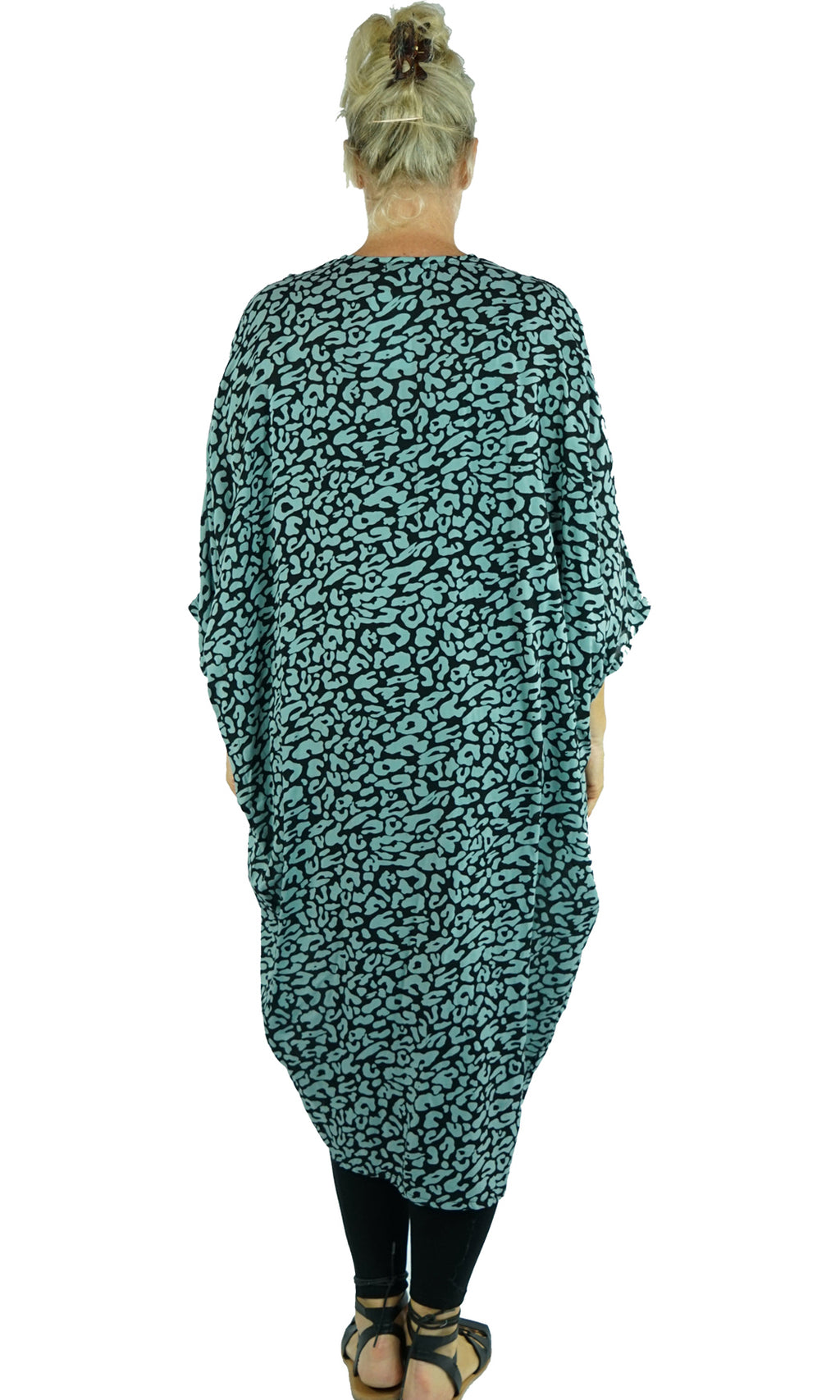 Rayon Cape Long Kenya, More Colours