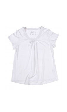 Bamboo Ladies Tee, More Colours, Sizes 8-22
