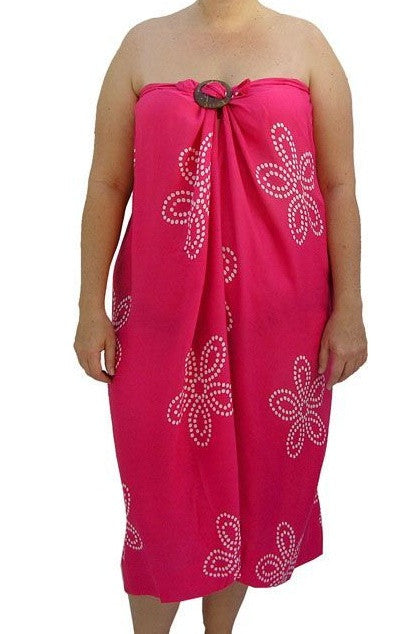 Sarong Tube Dot Frangi, More Colours, Size 8-24