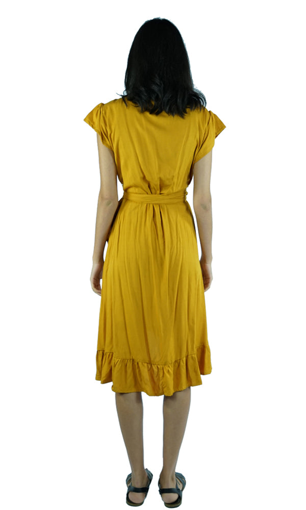 Rayon Dress Cupid Plain, More Colours