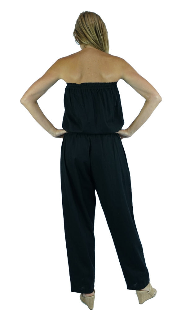 Cotton Jumpsuit Invinity, More Colours