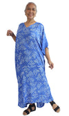 Rayon Kaftan Long Fossils, More Colours