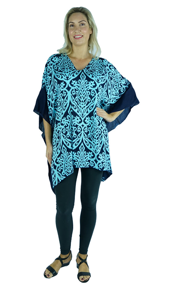 Rayon Tunic Short Pendant, More Colours