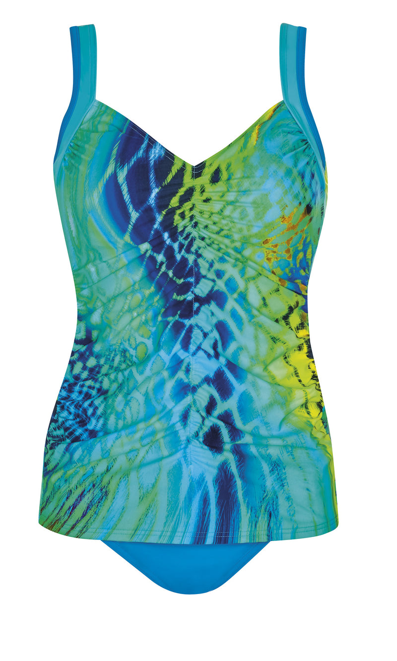 Tankini Set Turquoise Lightness