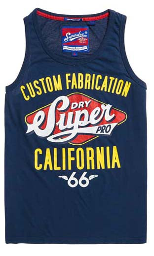 Singlet Reworked Classic Cali, More Colours