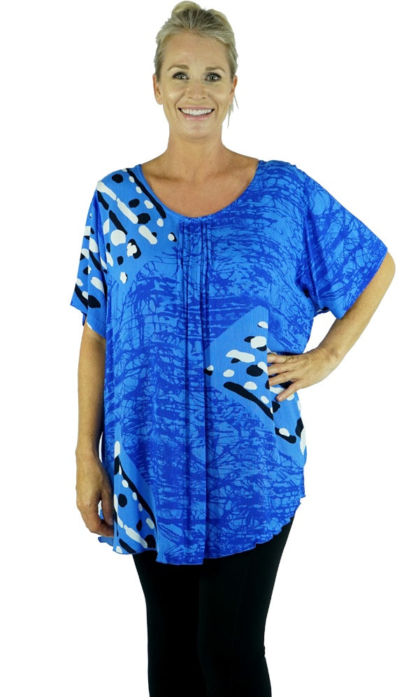 Rayon Top Newport Dot, More Colours