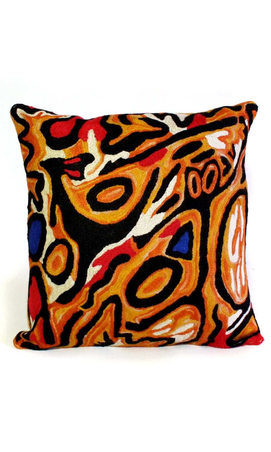 Aboriginal Art Cushion Cover by Cedric Varcoe (3)