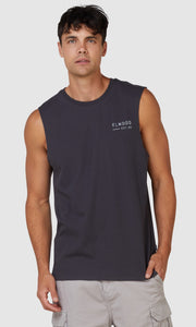 Cotton Muscle Tank Magneto