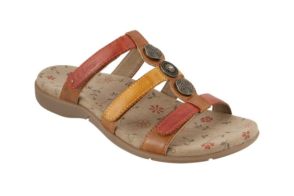 Arch Support Sandal Prize 3 Harvest Multi