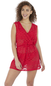 Sundance Red Dress, Pre-Order Sizes S - L