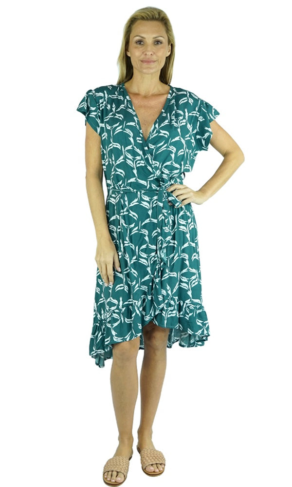 Rayon Dress Cupid, More Print