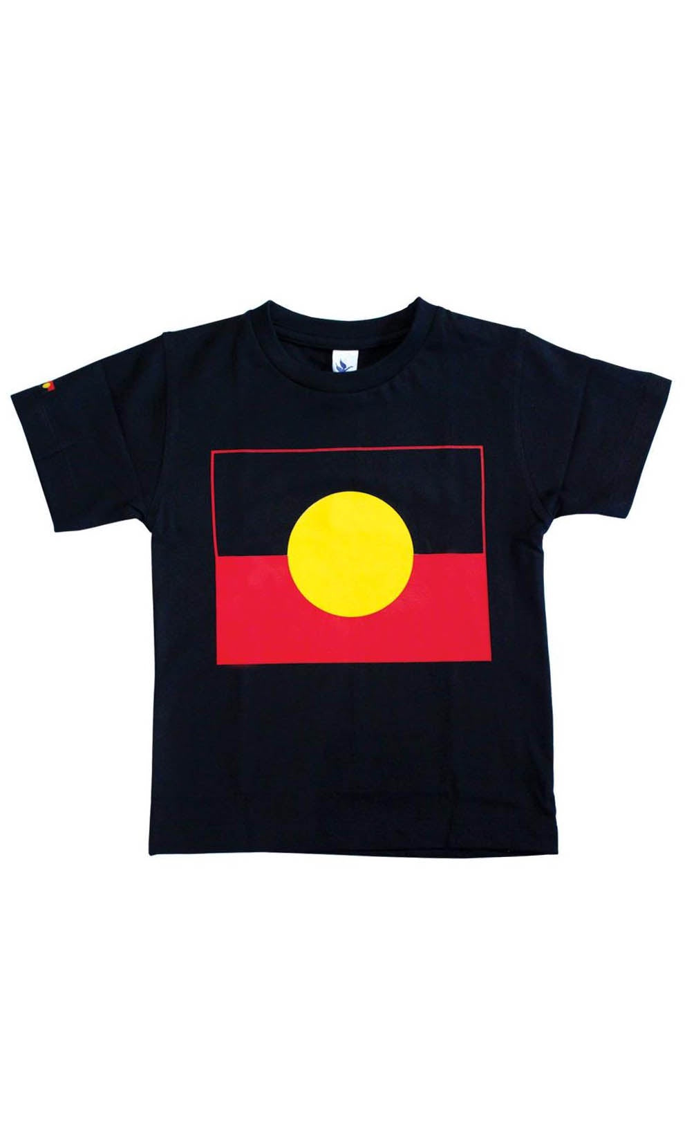 Aboriginal Flag Children's T-Shirt